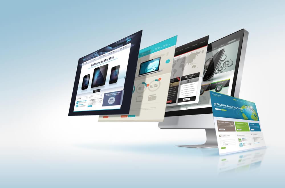 Clique e confira como escolher o layout do site!
