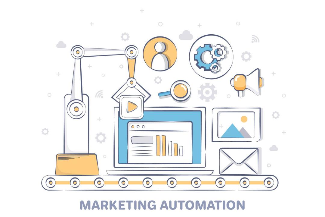 A automação de marketing ajuda a sua empresa a gerar mais leads, nutrir melhor o interesse deles por usar mensagens relevantes e altamente segmentadas.