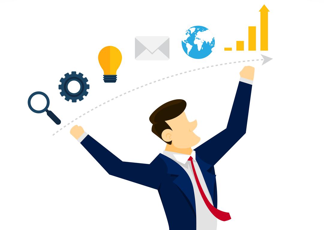 Que tal aprender como usar o marketing de performance como alavanca para o crescimento do seu negócio, de forma projetável?