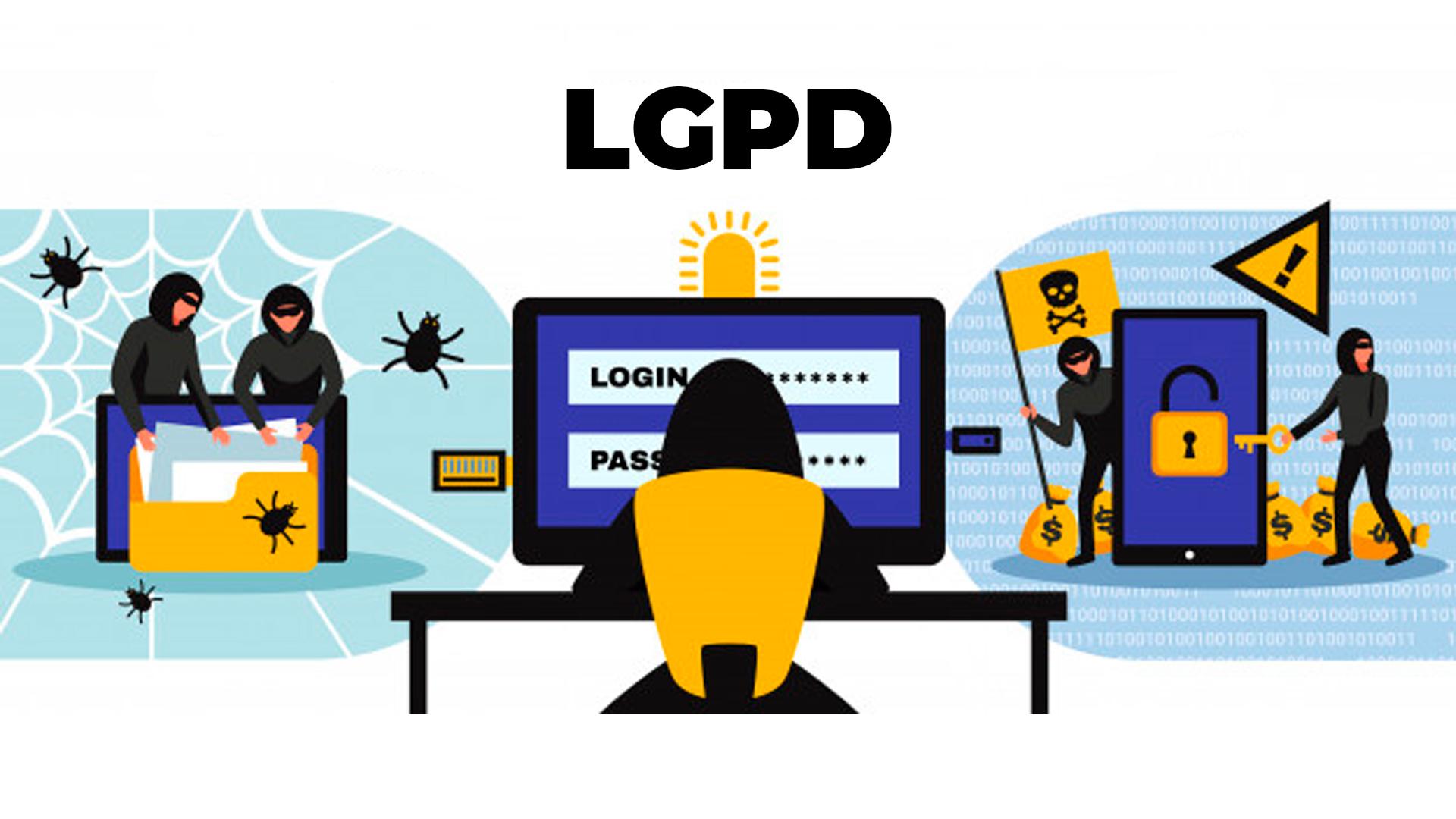 normas da LGPD